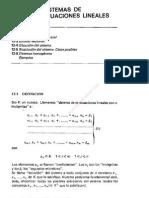 Tema 12 Sistemas de Ecuaciones Lineales