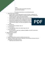 Ch.4 Study Sheet