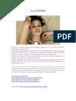 Eva LEONARD - Bio 5 Lignes