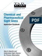 Chemical and Pharmaceutical Sight Glass - Application Handbook