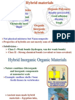 Hybrid Polymers