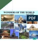 Nancy Katrak-Wonders of the World