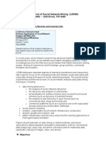 International Journal of Social Network Mining