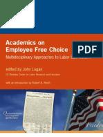 Academics on Employee Free Choice