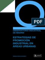 Estrategias de promoción industrial en áreas urbanas