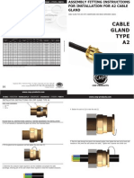 CMP A2 Installation Fitting Instructions FI436 Issue 2 0711