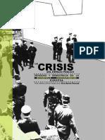 LA CRISIS DEL ESPACIO PÚBLICO- Densidad y democracia en la metrópolis contemporánea europea. Eva García Pascual