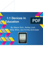 1_1 Devices in Education