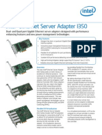 Ethernet i350 Server Adapter Brief