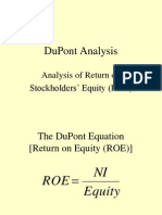 DuPont Analysis (1)