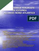 Amenintarile Teroriste in Viziunea NATO