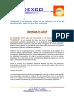 Presentacion FUNDEXCO