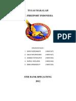 Makalah PT. Freeport Indonesia