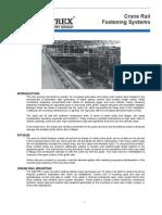Gantrex - Fastening Systems