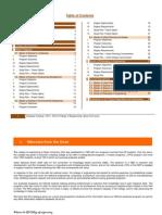 Graduate Catalog - Faculty of Engineering - Qatar University 2011-2012