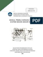 Pemeliharaan Servis Sistem Bahan Bakar Diesel