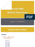 SQL Built in Functions11