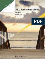US GAAP v IFRS Dec 2011