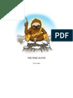 Wise Sloth PDF