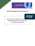 Guia Europsy Clinica