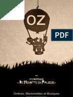OZ-Cie de Menotte en Paluche