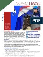 Nina Lamsam Ligon -  Media Factsheet for London 2012
