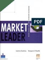 Market Leader Advanced Course Book-1