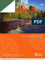 The Continental U.S 2012