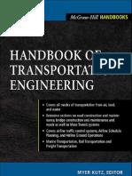 Handbook of Transportation Engineering (1)