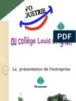 Collège LouisGrignon Fagnières