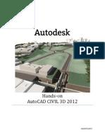 Apostila Autocad Civil 3d 2012
