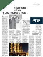Industria in Sardegna