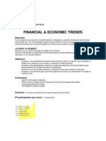 Financial and Economic Trends