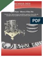 Opti-Plate Blown Film Die 2012 Brochure_email Version