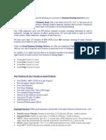 Standard Offer Letter for Regular CA Customers