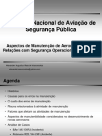 3° Forum Nacional de Aviação de Segurança Pública