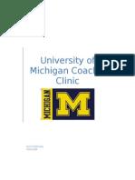 08 UM Clinic Notes