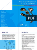ASIA-SNV Value Chain Booklet _final