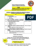 Instituto de Negocios Empresariales Asociación de Ingenieros Alimentarios AVISO