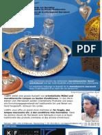 Kunst- und Dekorationsgegenstaende aus Marokkos Koenigsstadt Marrakesch