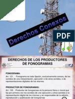 AyerimCastillo Productores de fonogramas, videogramas y organismos de radiodifusión.
