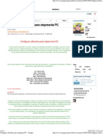 Configurar Alfombra Para Stepmania PC