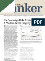 Central Banker - Summer 2012