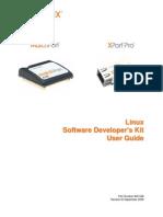 Lantronix XPort-Pro Linux UG
