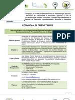 Curso Profesionales en SRRC-Senasica