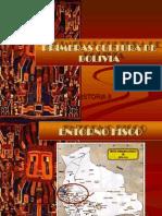 Primeras Cultura de Bolivia