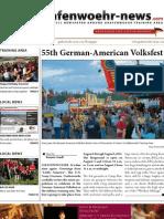 grafenwoehr-news.com // Issue #7 // July-August 2012 // English