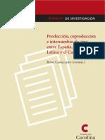 Produccion Coproduccion e Intercambio