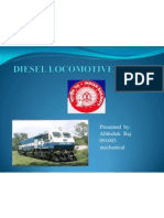 Diesel Locomotive Works