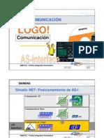 UE LOGO!-Comunicación